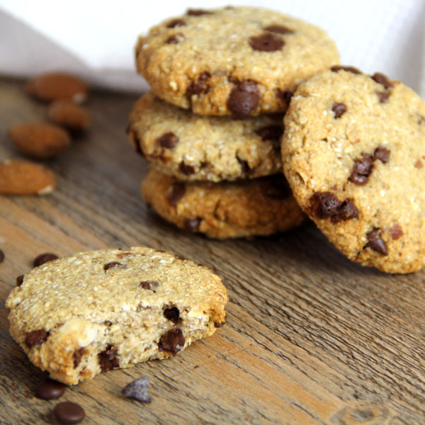 Cookies healthy et IG bas