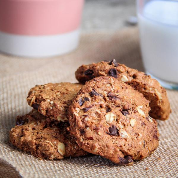Cookies vegan healthy (IG bas)